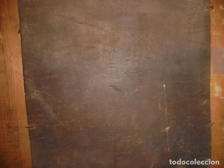 Arte: Oleo sobre tabla .SXVIII -XIX. - Foto 5 - 99758655