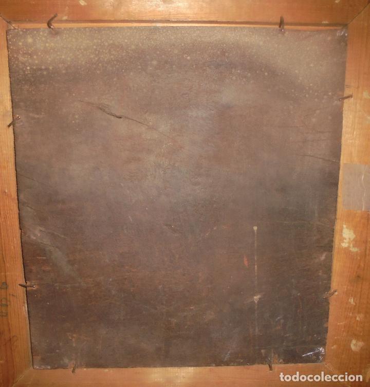 Arte: Oleo sobre tabla .SXVIII -XIX. - Foto 8 - 99758655