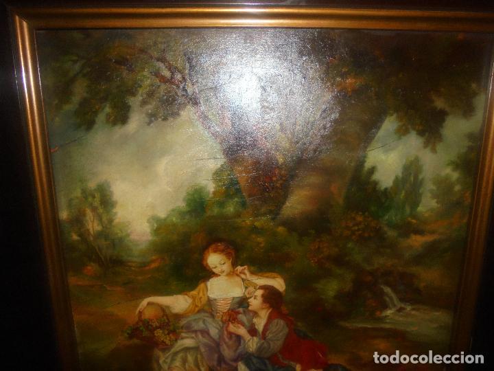 Arte: Oleo sobre tabla .SXVIII -XIX. - Foto 16 - 99758655