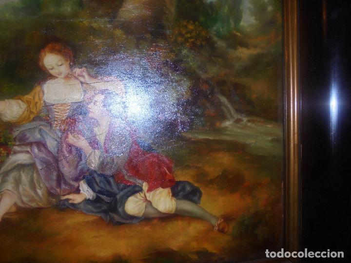 Arte: Oleo sobre tabla .SXVIII -XIX. - Foto 17 - 99758655