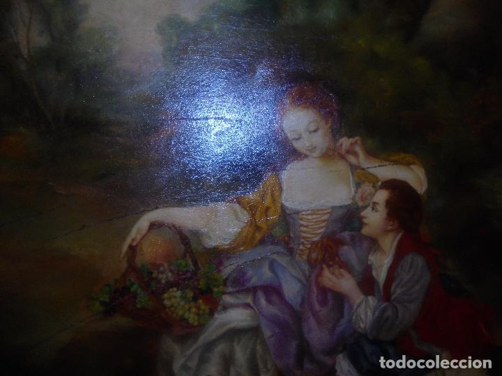 Arte: Oleo sobre tabla .SXVIII -XIX. - Foto 18 - 99758655