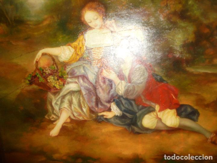 Arte: Oleo sobre tabla .SXVIII -XIX. - Foto 20 - 99758655