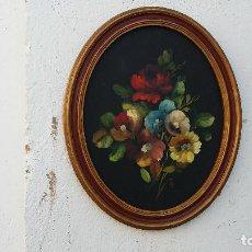 Arte: PINTURA OVALADA. Lote 99804179