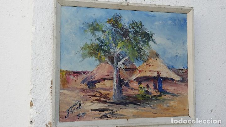 PINTURA EN LIENZO (Arte - Pintura - Pintura al Óleo Antigua sin fecha definida)