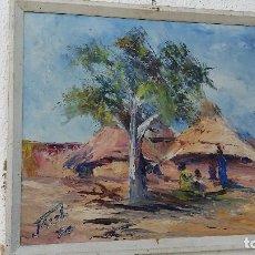 Arte: PINTURA EN LIENZO. Lote 99804495