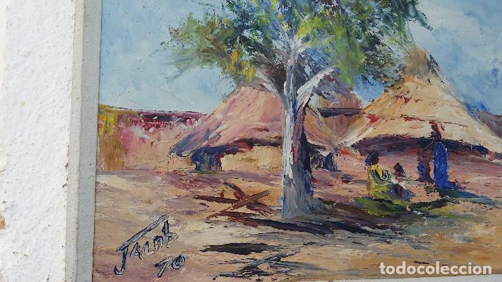 Arte: pintura en lienzo - Foto 2 - 99804495