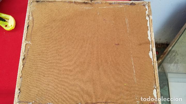 Arte: pintura en lienzo - Foto 3 - 99804495