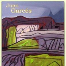 Arte: JUAN GARCES (MARÍN 1935-MADRID 2014) PAISAJE SEGOVIANO. ÓLEO / TABLA 30 X 20 CM.. Lote 38143820