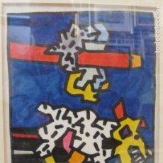 Arte: ALFONSO ABELENDA. (CORUÑA 1931). DIBUJO.. Lote 106757087