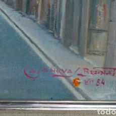 Arte: DOS CUADROS DE CASANOVAS BRUNAT. Lote 100641796