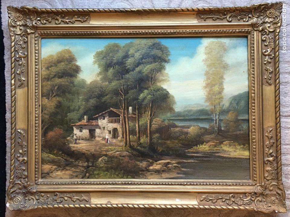PINTURA HOLANDESA (Arte - Pintura - Pintura al Óleo Antigua siglo XVIII)