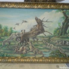 Arte: ÓLEO SOBRE TABLEX. Lote 101358092
