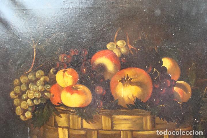 Arte: Óleo sobre lienzo Bodegón - Siglo XX - Foto 2 - 101638691