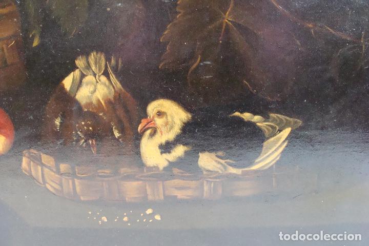 Arte: Óleo sobre lienzo Bodegón - Siglo XX - Foto 3 - 101638691