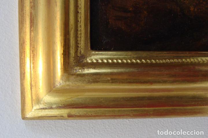 Arte: Óleo sobre lienzo - Siglo XIX - Foto 2 - 101639627