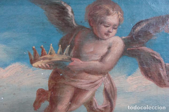 Arte: Óleo sobre lienzo - Siglo XIX - Foto 6 - 101639627