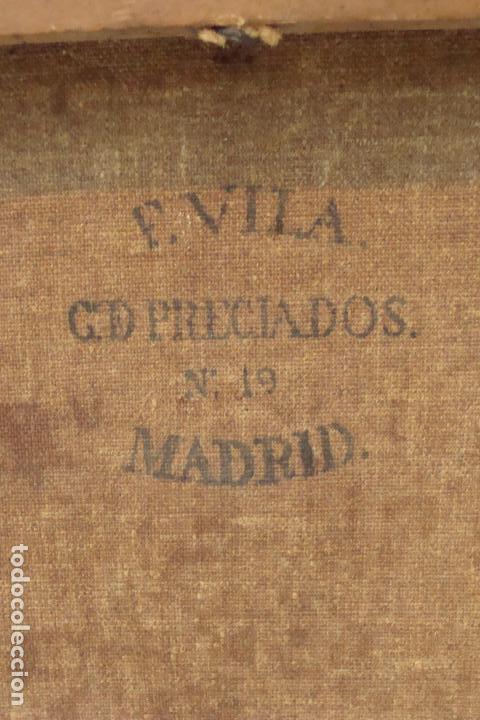 Arte: Óleo sobre lienzo - Siglo XIX - Foto 8 - 101639627