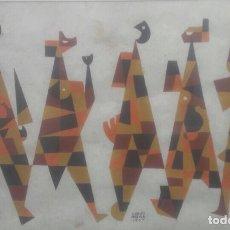 Arte: CARLOS MÉRIDA. Lote 101947291