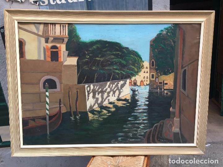 Arte: INTERESANTE VISTA DE VENECIA , LOS CANALES - Foto 2 - 102005739