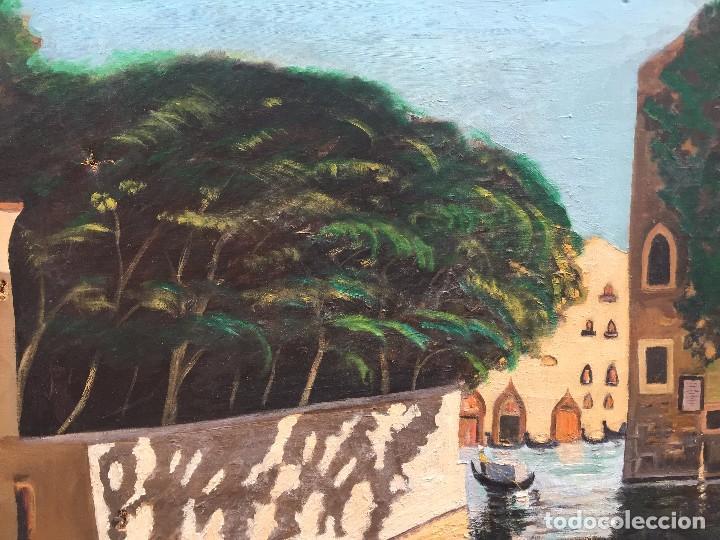 Arte: INTERESANTE VISTA DE VENECIA , LOS CANALES - Foto 4 - 102005739