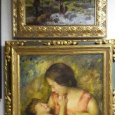 Arte: RAFAEL ESTRANY I ROS, (MATARO 1884 - 1958 BARCELONA) PINTOR.. Lote 102052947