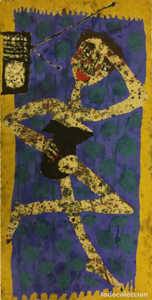 ELISABETH SABALA (1956) (Arte - Pintura - Pintura al Óleo Contemporánea )