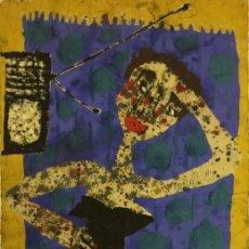 Arte: ELISABETH SABALA (1956). Lote 102150539