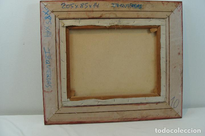 Arte: Óleo sobre lienzo - Firmado - Siglo XX - Foto 7 - 102347115