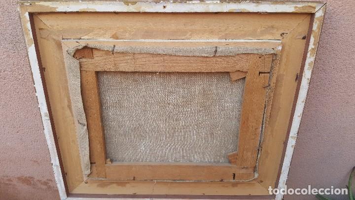 Arte: Oleo sobre tela atribuido a daniel codorniu.mallorca.buen trazo. - Foto 6 - 171030022