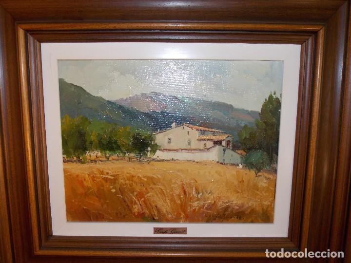 OLEO IMPRESIONISTA (Arte - Pintura - Pintura al Óleo Moderna sin fecha definida)