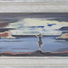 Arte: FELIPE CRIADO (CORUÑA 1928-2013). MERA.. Lote 102593187