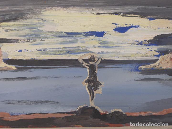 Arte: Felipe Criado (Coruña 1928-2013). Mera. - Foto 2 - 102593187
