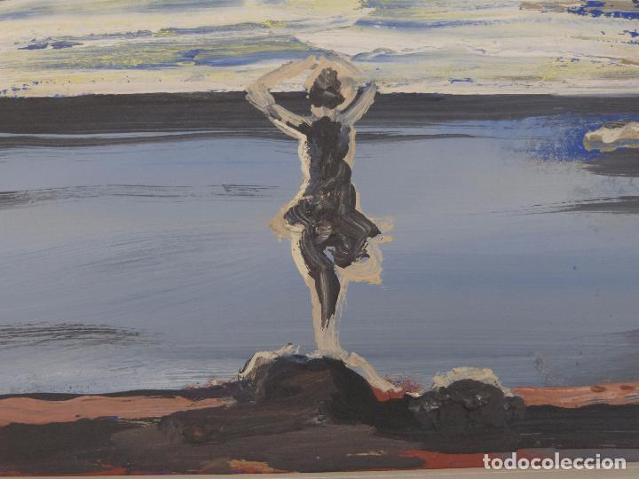 Arte: Felipe Criado (Coruña 1928-2013). Mera. - Foto 3 - 102593187