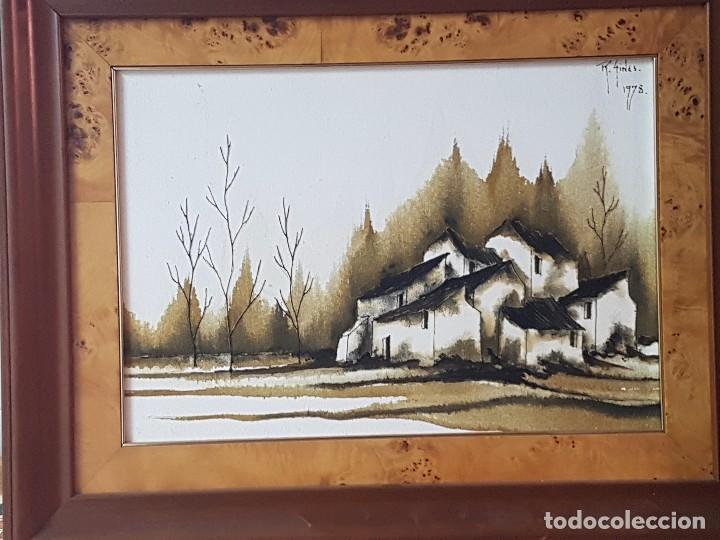 PINTURA PAÍSAJE MUERTO (Arte - Pintura - Pintura al Óleo Contemporánea )