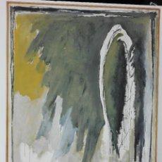 Arte: MIGUEL ANGEL MONTESINOS, TECNICA MIXTA SOBRE LIENZO. Lote 102923399