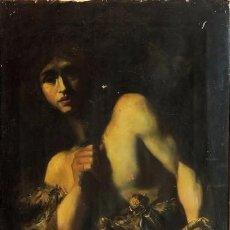 Arte: CUADRO ESCUELA ITALIANA - DAVID. SIGLO XIX. ANÓNIMO. Lote 102941431