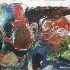 Arte: JUAN LUIS GOENAGA (1950). Lote 103035163