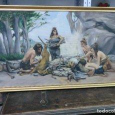 Arte: CUADRO BODEGON DE OLEO SOBRE LIENZO FIRMADO POR BAEZA. Lote 103059295
