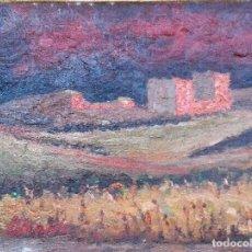 Arte: OLEO DEL PINTOR DE NAVARRA, PEDRO MARTÍN BALDA. Lote 103069279