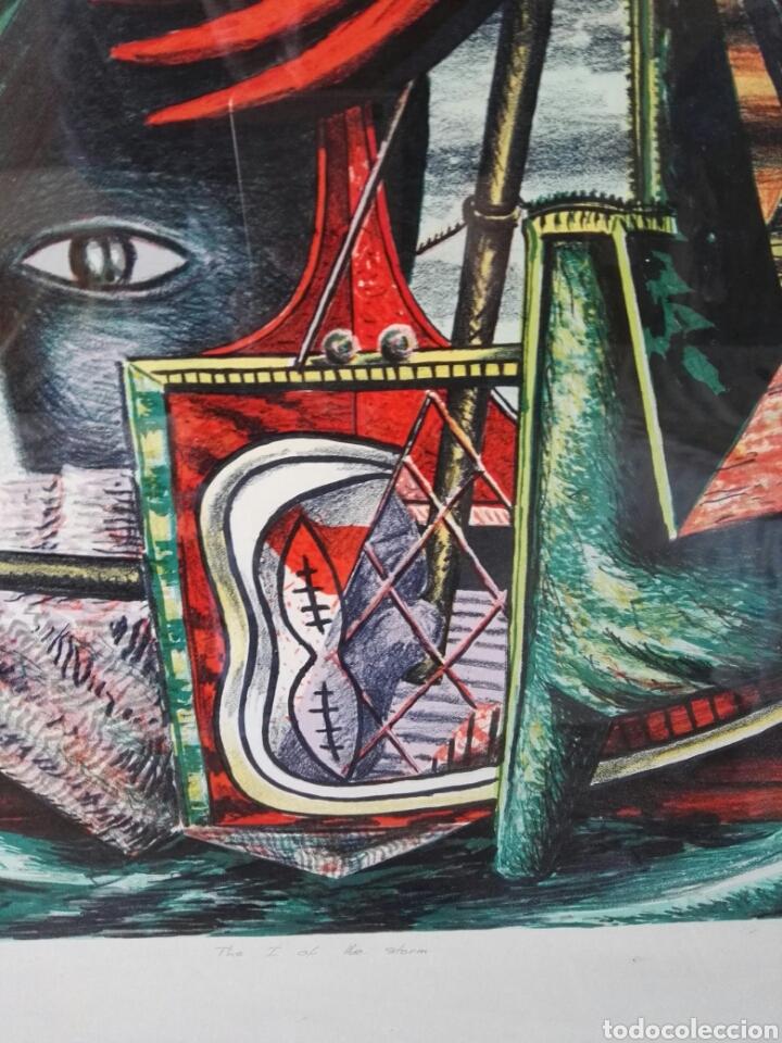 Arte: Pintura cuadro espectacular surrealista numerada y firmada - Foto 6 - 103116352