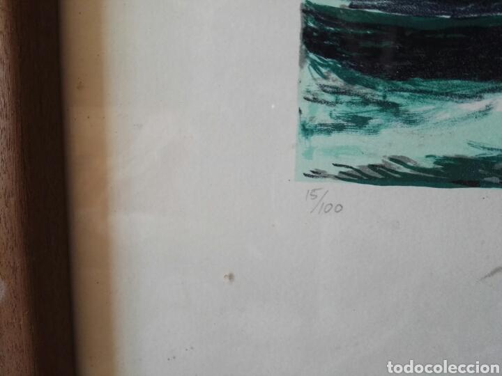 Arte: Pintura cuadro espectacular surrealista numerada y firmada - Foto 9 - 103116352