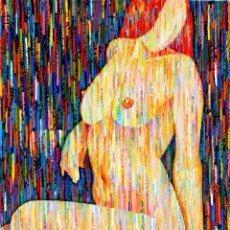 Arte: LLUVIA DE COLOR. Lote 103200367