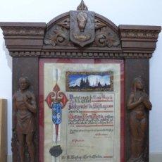 Arte: OBRA DE CAMILO DIAZ VALIÑO (CORUÑA 1889 - 1936) Y XESUS A. CAULONGA (SANTIAGO 1934). Lote 103375083