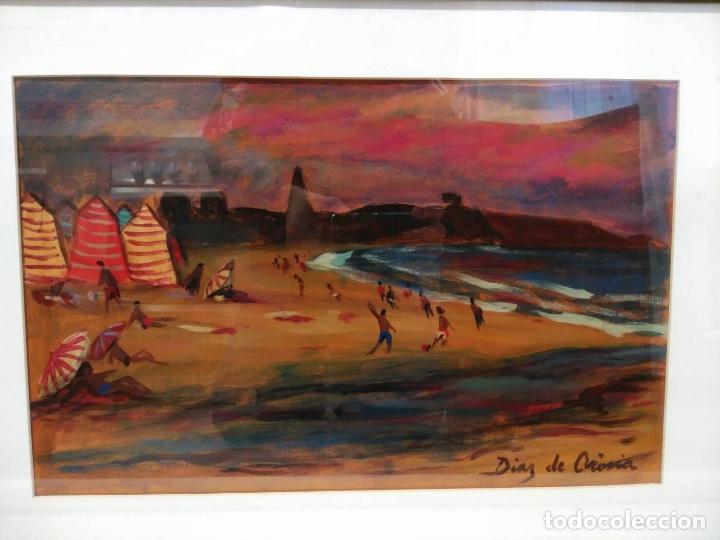 Pintores en gijon stunning arte leo diaz de orosia playa - Pintores en gijon ...