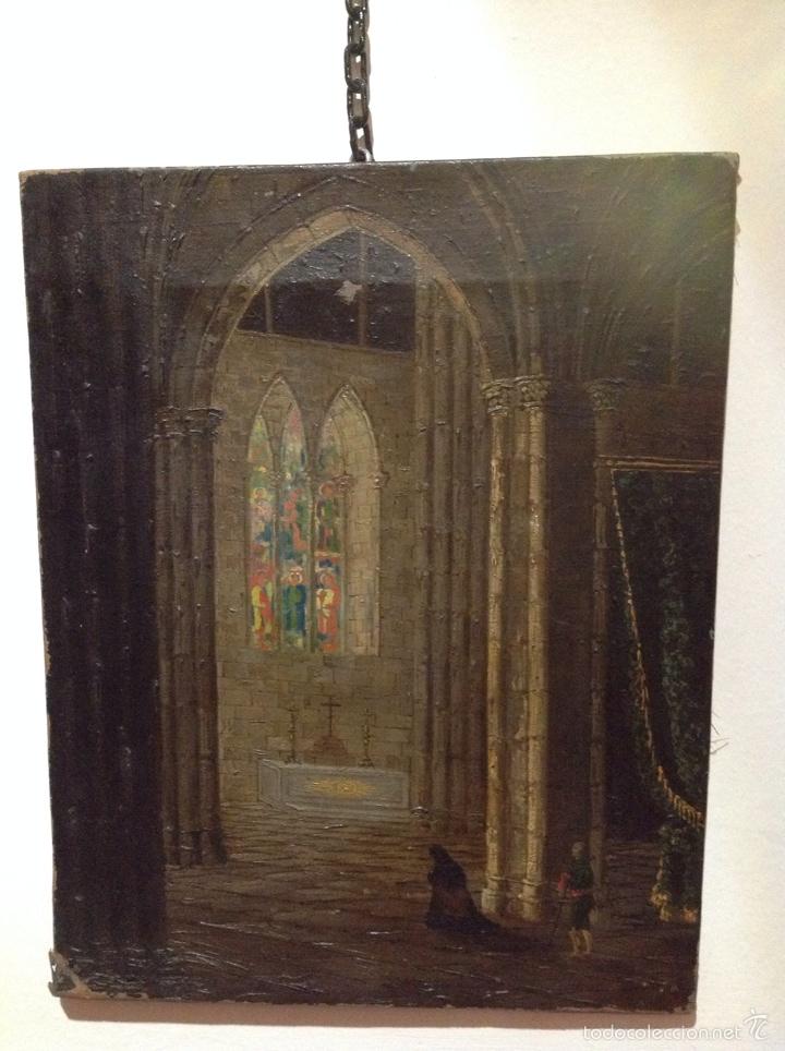 Arte: Pintura costumbrista siglo XIX - Foto 2 - 103704083