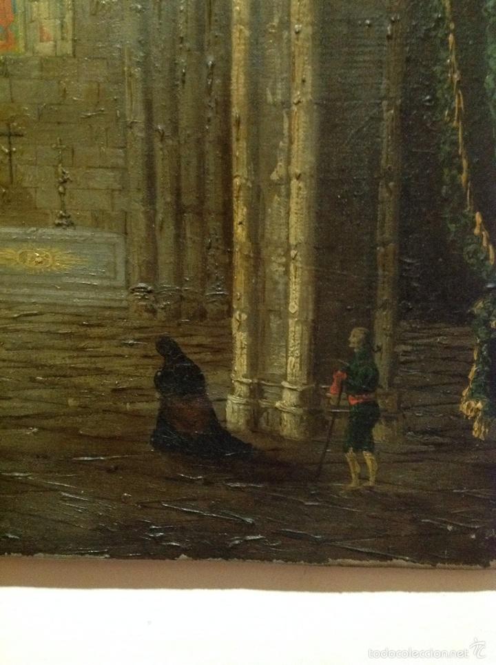 Arte: Pintura costumbrista siglo XIX - Foto 3 - 103704083