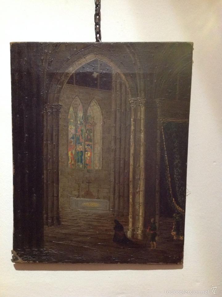 Arte: Pintura costumbrista siglo XIX - Foto 5 - 103704083