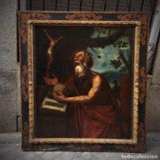 Arte: MAGNIFICO S JERONIMO ESCUELA ESPAÑOLA S. XVI-XVII. Lote 103782807