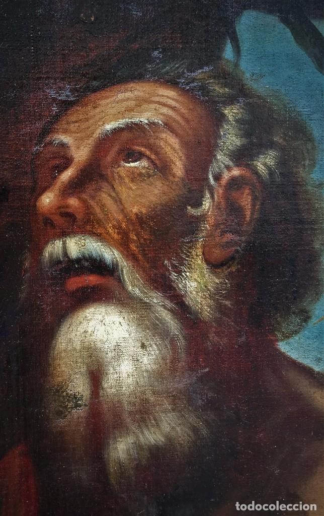 Arte: MAGNIFICO S JERONIMO ESCUELA ESPAÑOLA S. XVI-XVII - Foto 5 - 103782807