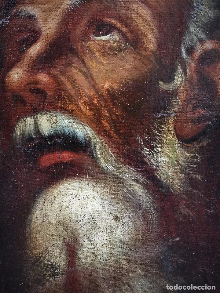 Arte: MAGNIFICO S JERONIMO ESCUELA ESPAÑOLA S. XVI-XVII - Foto 7 - 103782807